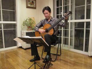 稲垣稔先生 2010.8.20